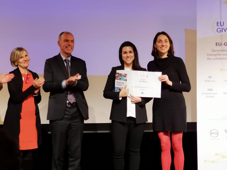 Startup española que convierte los reciclajes diarios en pensión, premiada por el programa europeo EU-GIVE