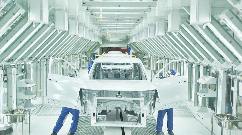 Fabrica Kia India