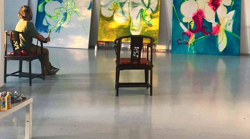 Muher presenta en primavera una colección de sus obras en la Yang Gallery de Beijing y Singapur.