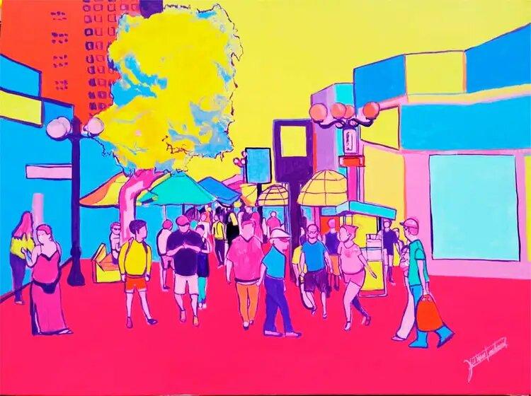 Pastel de Gustavo Leutun a la venta en Singulart.jpg