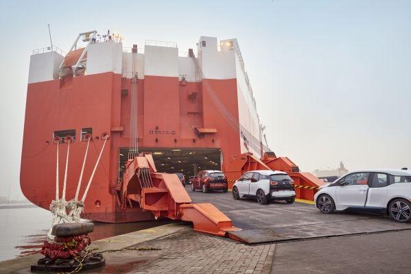BMW impulsa la logística del transporte de bajas emisiones