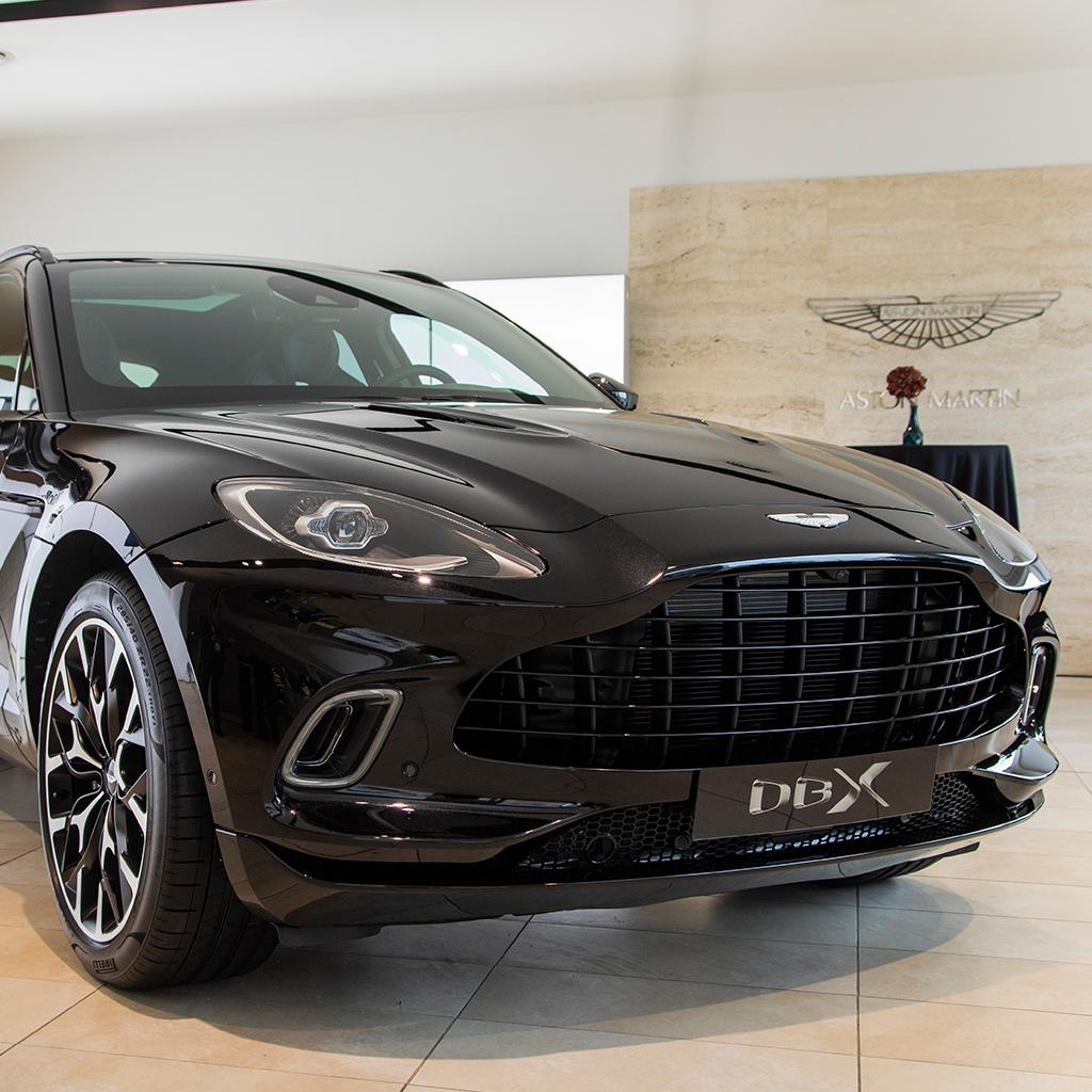 El nuevo Aston Martin DBX ya disponible para los clientes de Cars Gallery
