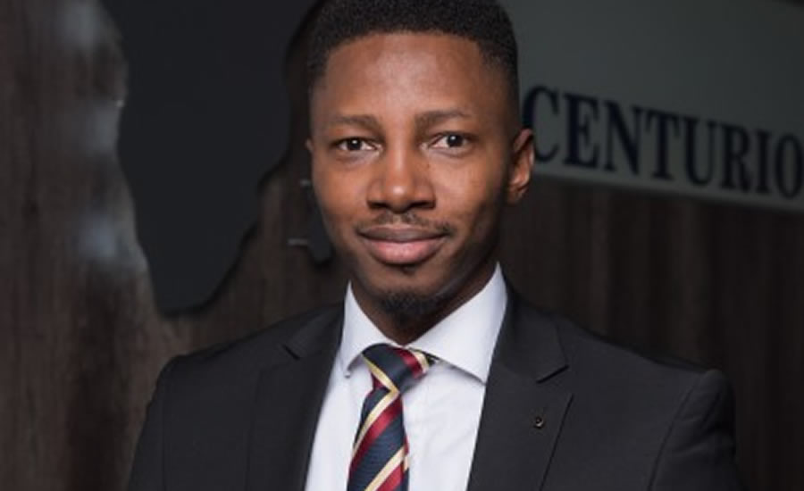 Zion Adeoye nuevo Director Gerente DE Centurion Law Group