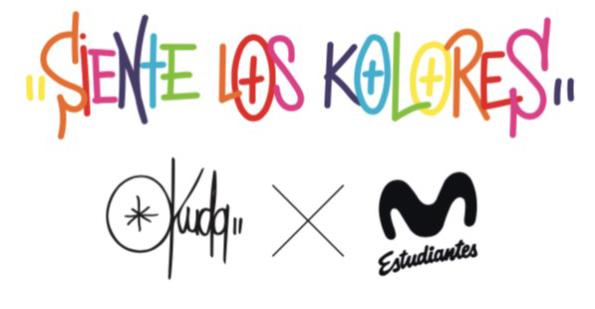 """""""Siente los Kolores"""" con Okuda San Miguel y Movistar Estudiantes"""