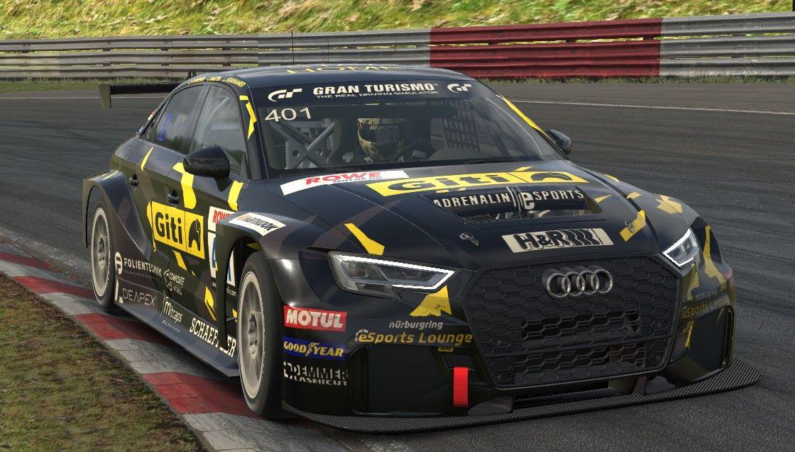 El Girls Only de Giti Tire WS Racing, ahora también en e-Sports