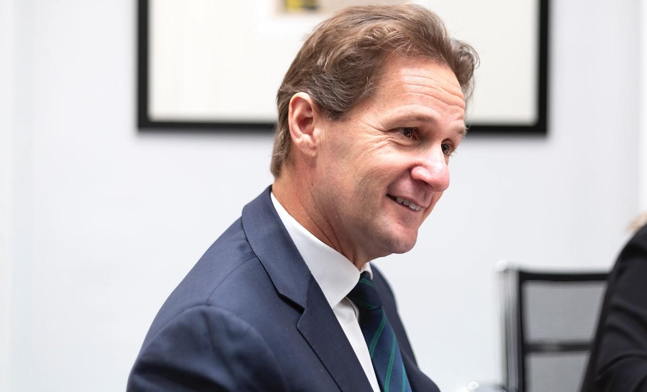 Entrevista Álvaro Sendra «las empresas pueden reclamar cláusula suelo si ésta no cumple con el llamado control de incorporación»