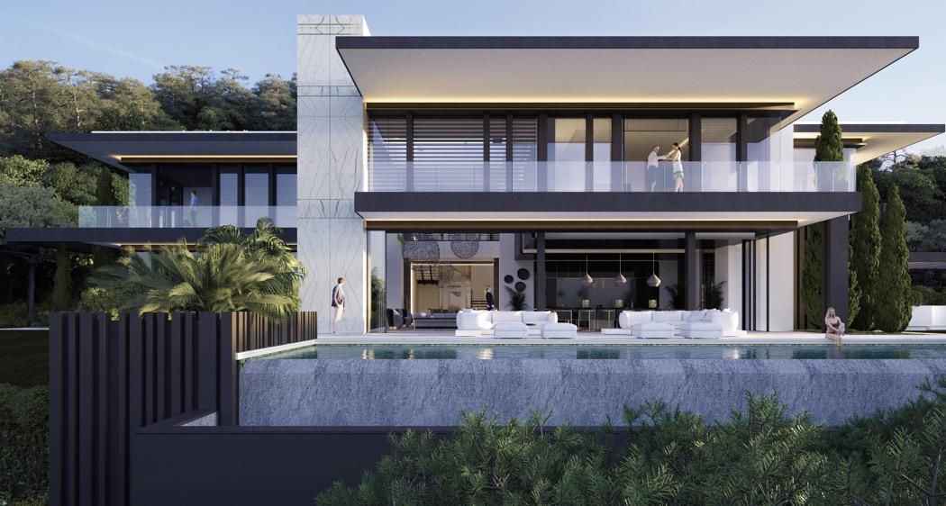 sector inmobiliario de lujo