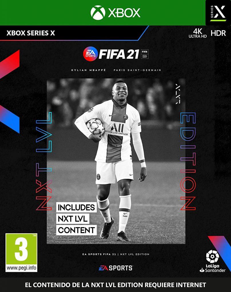 FIFA 21 next level edition xbox