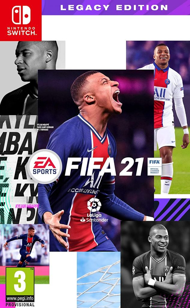Nintendo Switch FIFA 21