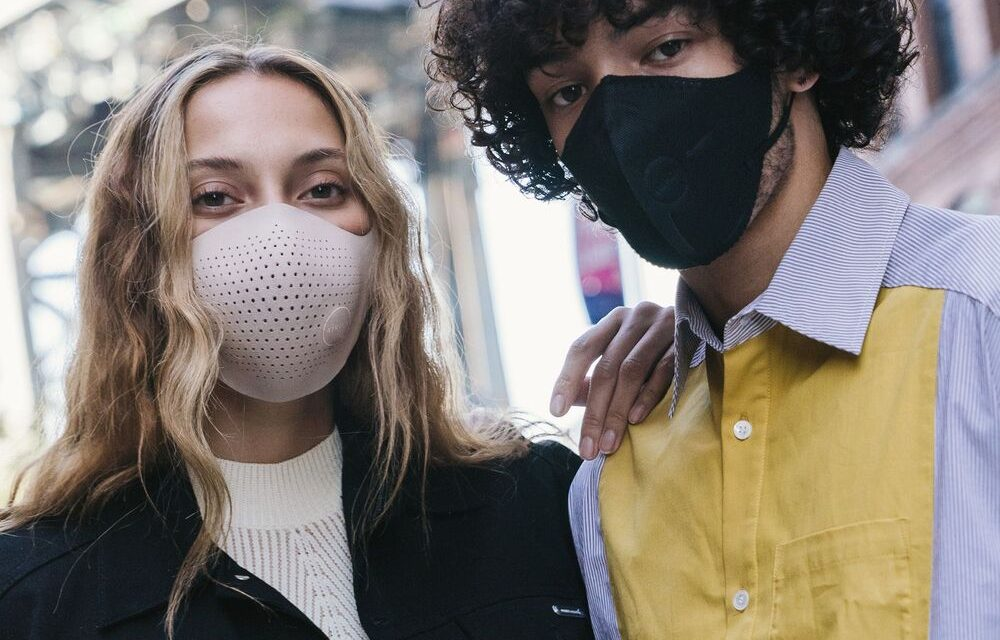 Los 'Air Wearables' de AirPop reinventan la Moda y el Wellness