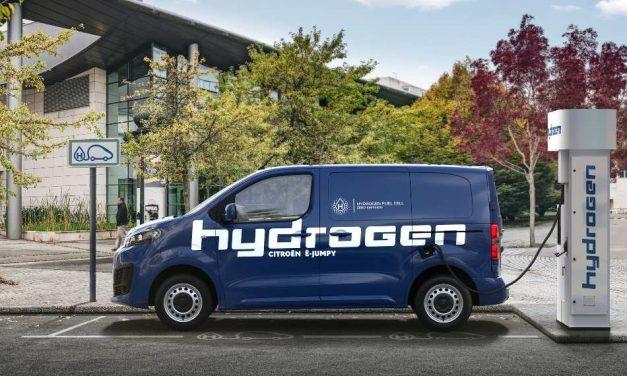 CITROËN Ë-JUMPY HYDROGEN, la gama electrificada más completa para profesionales